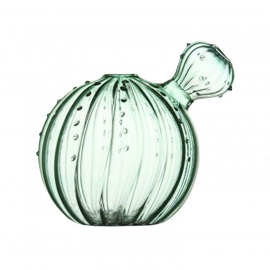Klevering - Vase cactus vert océan