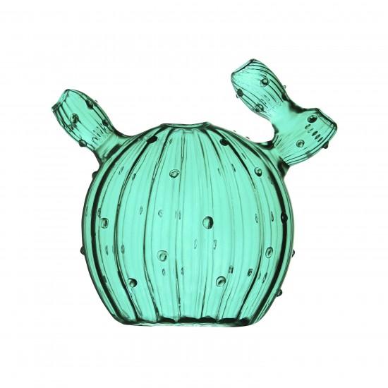 Klevering - Vase cactus vert nuit