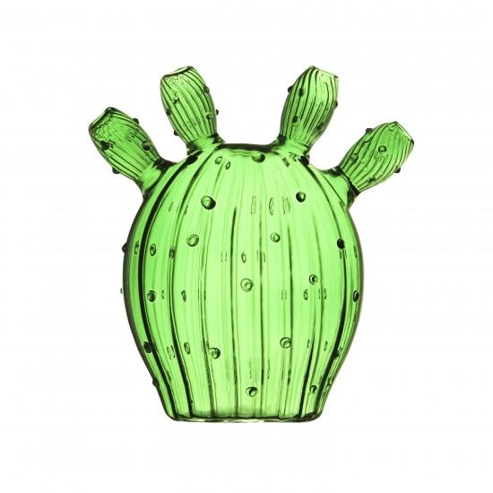 Klevering - Vase cactus vert olive