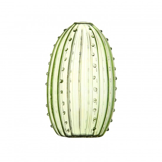 Klevering - Vase cactus vert clair
