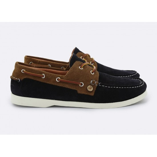 Faguo - Chaussures bateau marine