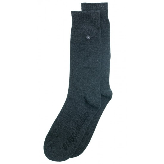 Alfredo Gonzales - Chaussette Pencil Classic Anthracite