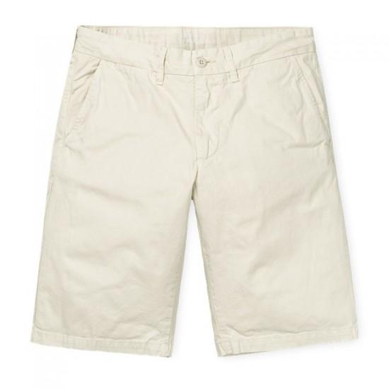 Carhartt - Short chino beige