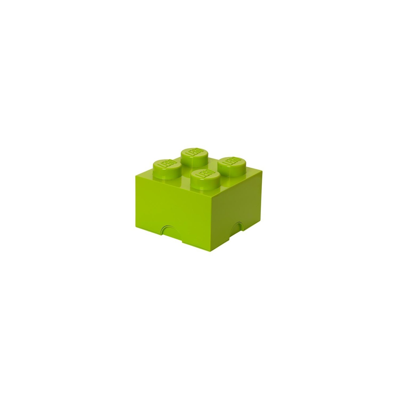 lego bo te de rangement vert pomme marcel et maurice. Black Bedroom Furniture Sets. Home Design Ideas
