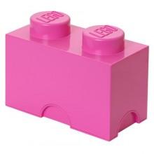 LEGO - Moellon de rangement rose