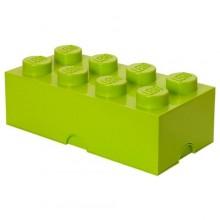 LEGO - Brique de rangement vert pomme