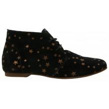 Ippon Vintage - Desert Boots velours étoiles