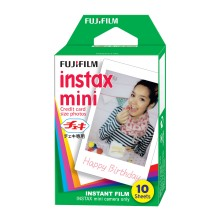 Fujifilm - Instax mini pack 1x10