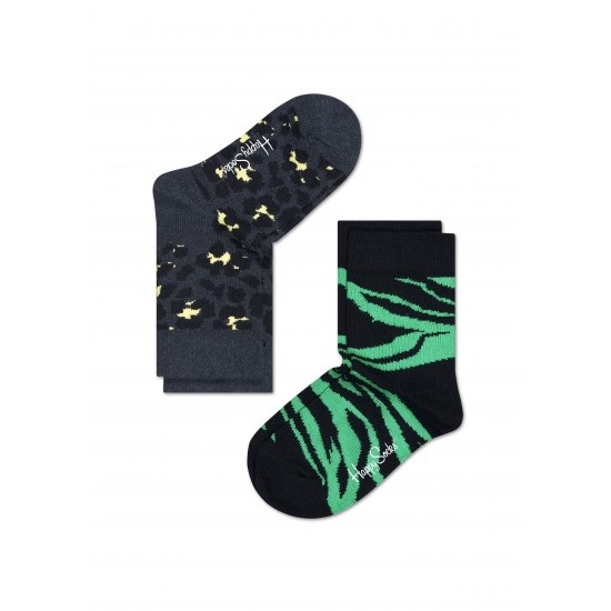 Happy Socks - Chaussette enfant motif animal