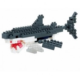 Nanoblock - Grand Requin Blanc