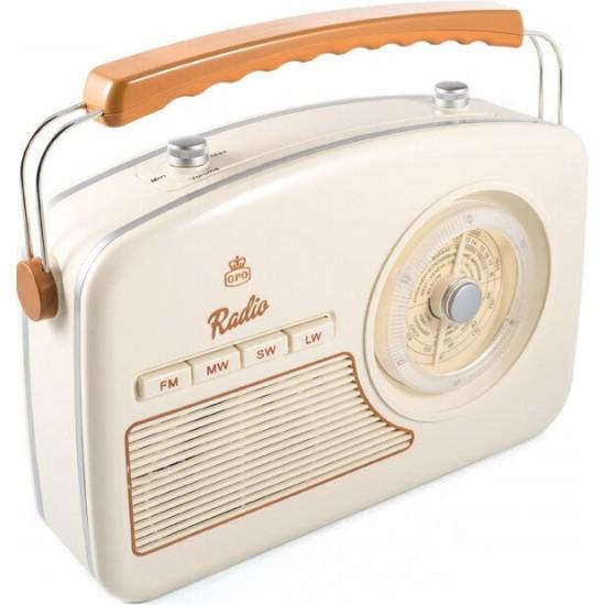 GPO - Radio Rydell crème