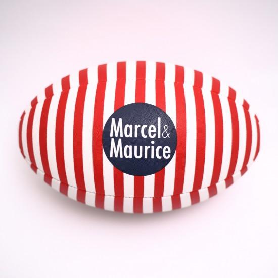 Marcel & Maurice - Ballon de rugby