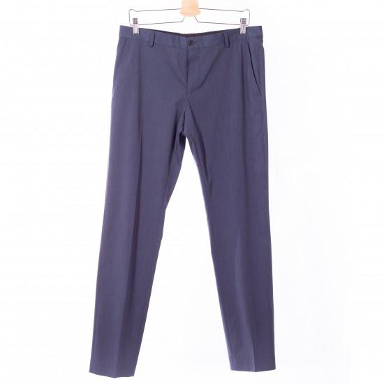 Selected - Pantalon costume bleu