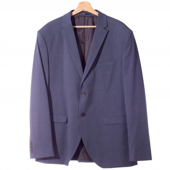 Selected - Veste costume bleue slim fit
