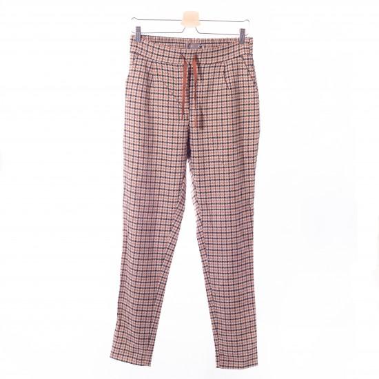 Ichi - Pantalon pied de poule