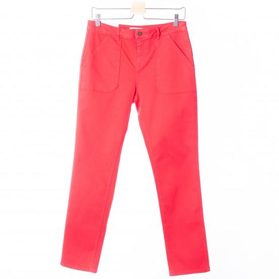 Lab Dip - Jean rouge magma