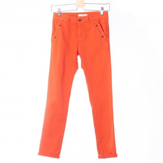 Hod Paris - Pantalon chino orange