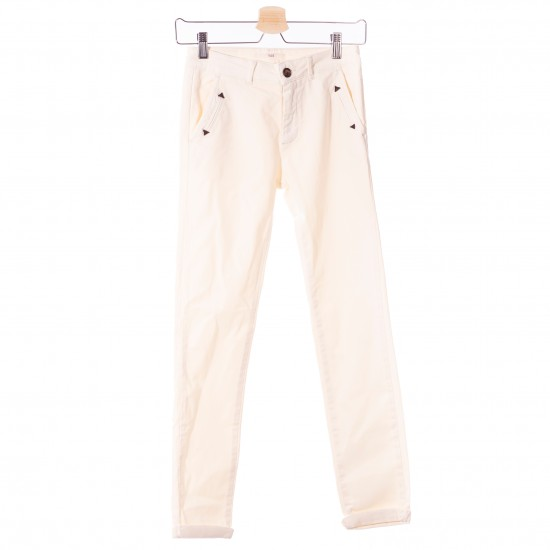 Hod Paris - Pantalon chino blanc