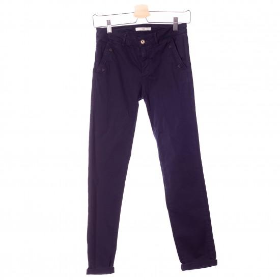 Hod Paris - Pantalon chino bleu marine