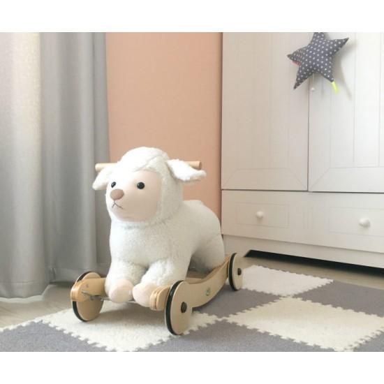 Vilac - Mouton à bascule 2en1