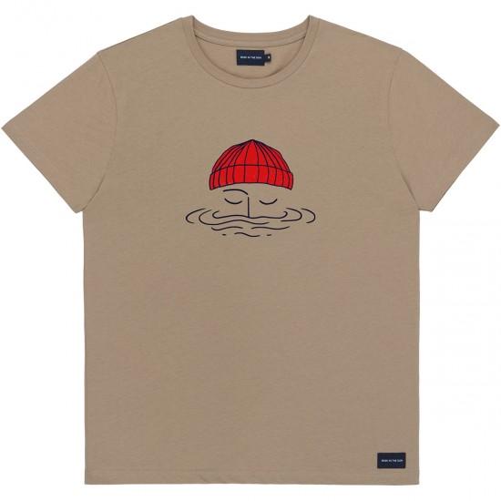 Bask in the sun - T-shirt marron Sailor