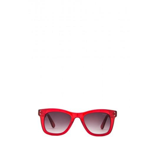 Komono - Lunettes de soleil Allen Crimson Red