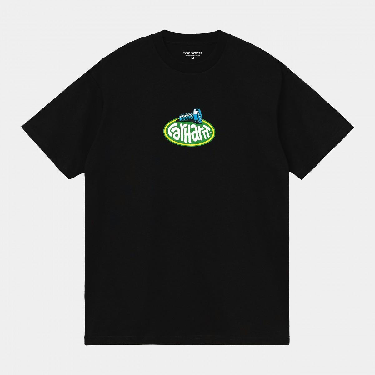 Carhartt WIP - T-Shirt noir homme