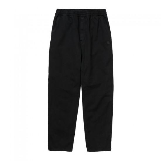 Carhartt WIP - Pantalon noir élastique