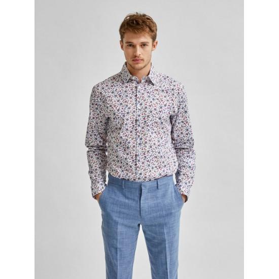 Selected homme - Chemise à fleurs
