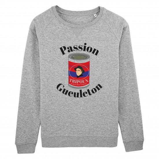 Saucisse Truffade - Sweat femme Passion Gueuleton