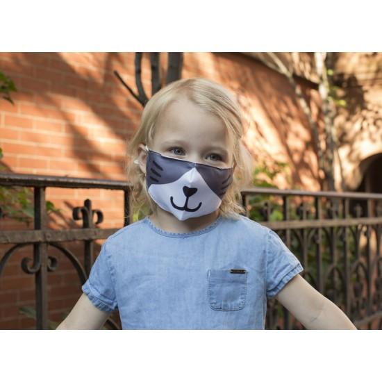 Kikkerland - Masque enfant chat