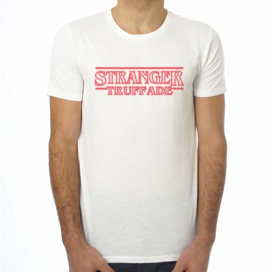 Saucisse Truffade - T-shirt homme Starnger Truffade