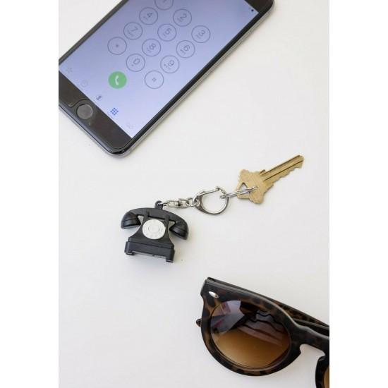 Kikkerland - Porte clés téléphone