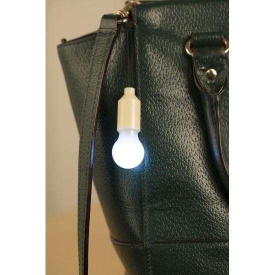 Kikkerland - Mini lampe à cordon
