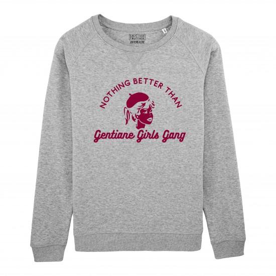 Saucisse Truffade - Sweat femme Gentiane Girls Gang