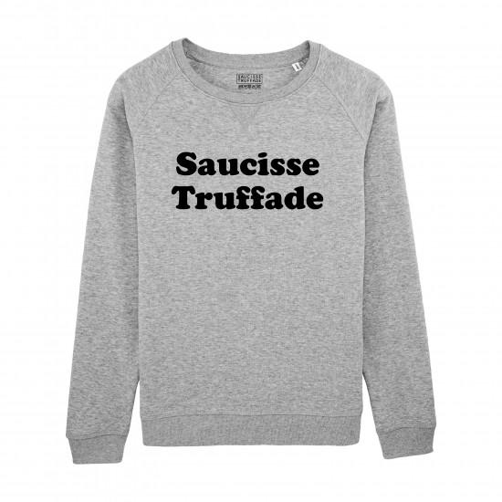 Saucisse Truffade - Sweat femme Saucisse truffade Vintage