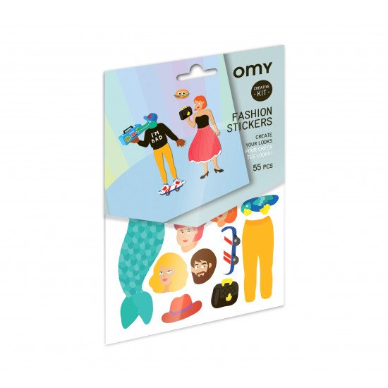 Omy - Stickers fashion