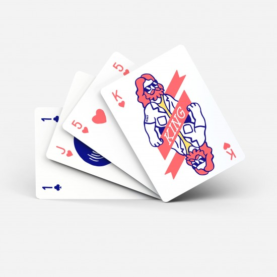Omy - Jeu de cartes
