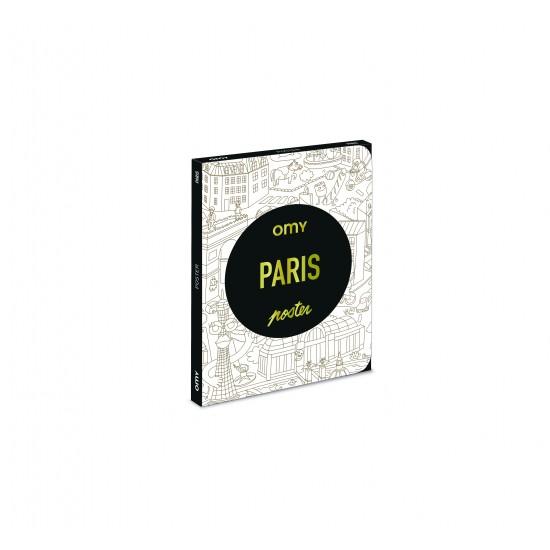 Omy - Pocket Map Paris