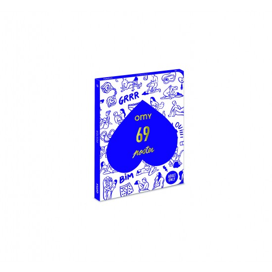 Omy - Pocket coloriage 69 Adulte