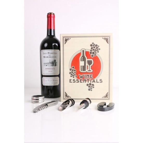 Kikkerland - Grand livre du vin