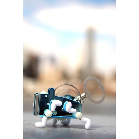 Kikkerland - Créature mécanique Pea
