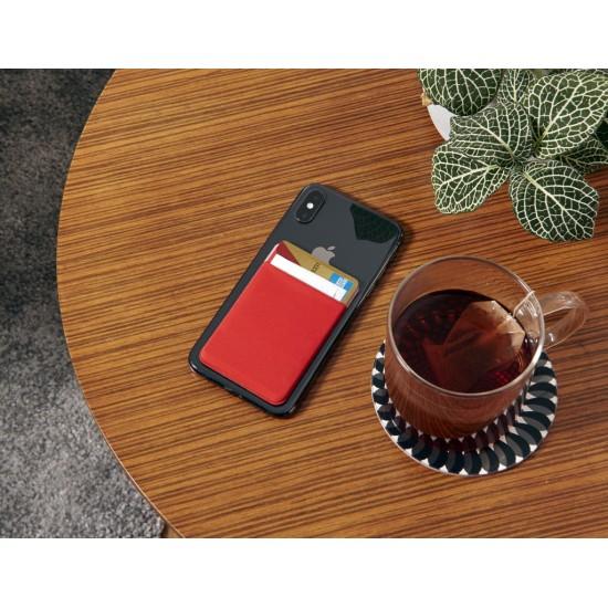 Kikkerland - Porte cartes pour téléphone