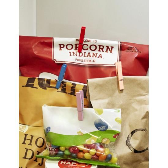 Kikkerland - Pinces pour sacs