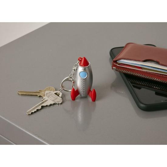 Kikkerland - Porte clés fusée