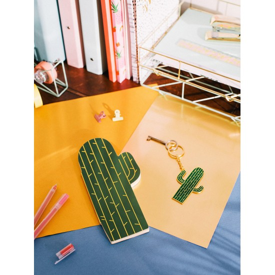 DOIY - Carnet cactus Oversized