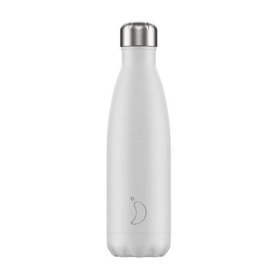 Chilly's Bottles - Bouteille réutilisable monochrome 500mL