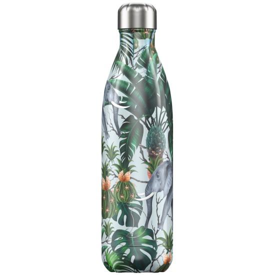 Chilly's Bottles - Bouteille réutilisable éléphant 500mL