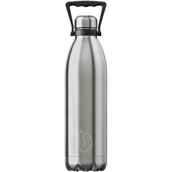 Chilly's Bottles - Bouteille réutilisable inox 1.8L