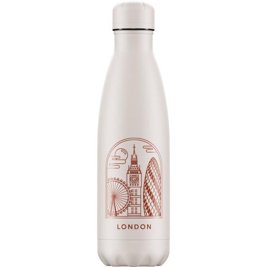 Chilly's Bottles - Bouteille réutilisable London 500mL